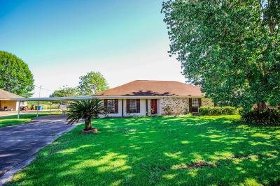 Carencro Single Family Home For Sale: 322 Saint Pierre Boulevard