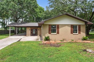 Breaux Bridge Single Family Home For Sale: 913 S Main