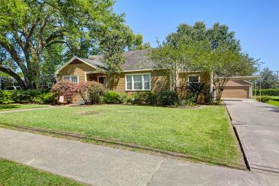 New Iberia Single Family Home For Sale: 504 Allen Street