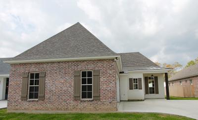 Breaux Bridge Single Family Home For Sale: 427 Evangeline Trail