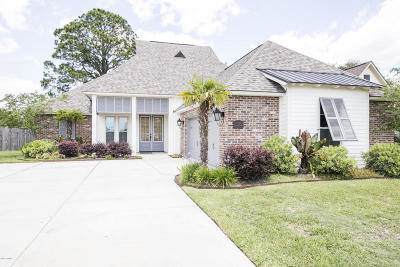 Youngsville Single Family Home For Sale: 110 Cabot Court