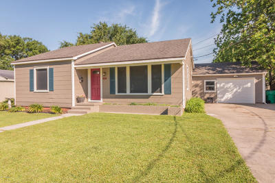 Crowley Single Family Home For Sale: 722 W 15th Street