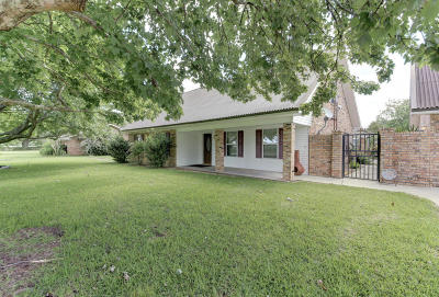 Abbeville Single Family Home For Sale: 15037 S Cougar Rd