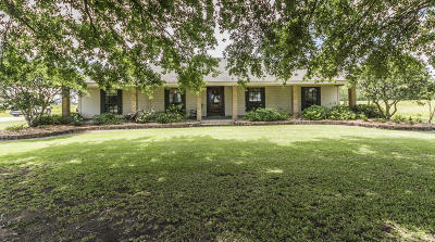 Scott Single Family Home For Sale: 301 Lecompte Road
