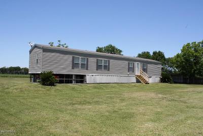 Erath Single Family Home For Sale: 1706a Olias Road
