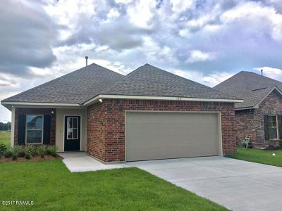 Lafayette Parish, Vermilion Parish Single Family Home For Sale: 122 Barnet Court