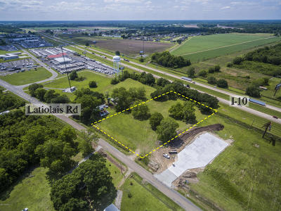 Commercial Lots & Land For Sale: 721 Latiolais Drive