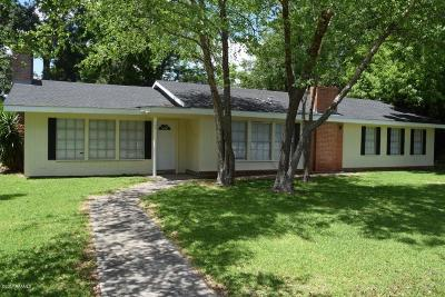 Lafayette Single Family Home For Sale: 104 Coulee Shore Drive