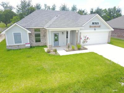 Duson Single Family Home For Sale: 311 Stoneridge Drive