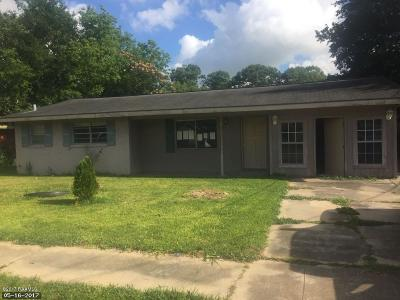 Carencro Single Family Home For Sale: 122 Bradford Drive