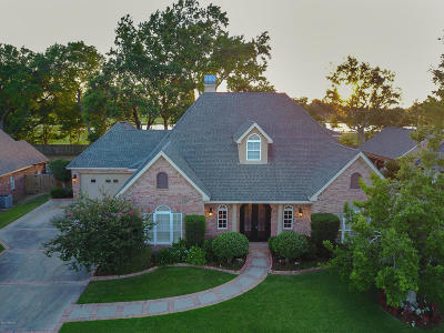 Broussard Single Family Home For Sale: 123 Innisbrook Drive