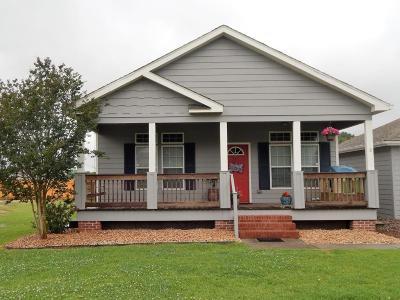 Duson Single Family Home For Sale: 101 Stoneburg Drive