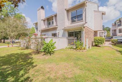 Lafayette Single Family Home For Sale: 1304 E Bayou Parkway #7a