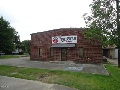 Lafayette Parish Commercial For Sale: 103 Bonin Road