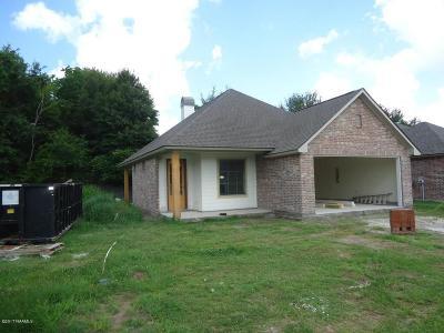 Milton Ridge Estates Single Family Home Active/Contingent: 424 Milton Estates Lane