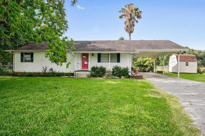 Lake Charles Single Family Home For Sale: 2873 Princess Street