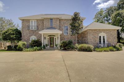 Broussard Single Family Home For Sale: 101 Troon Drive