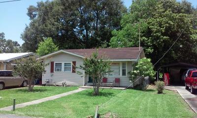 Breaux Bridge Single Family Home For Sale: 324 Dorset Street