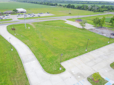 St Mary Parish Commercial Lots & Land For Sale: 1059 Northwest Blvd