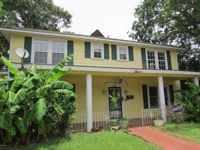 Jeanerette Single Family Home For Sale: 816 Main Street