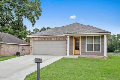 Lafayette Single Family Home For Sale: 511 Atlanta