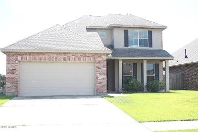 Broussard Single Family Home For Sale: 106 Still Waters Road