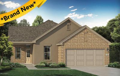 Sugar Ridge Single Family Home For Sale: 529 Cautillion Drive