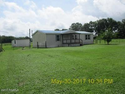 Opelousas Single Family Home For Sale: 2132 Church Road