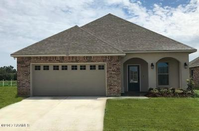 Meadows Bend Lakes Single Family Home For Sale: 400 Claystone Road