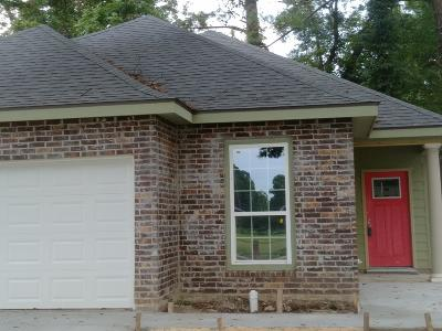 Lafayette Single Family Home For Sale: 1616 Louisiana Avenue