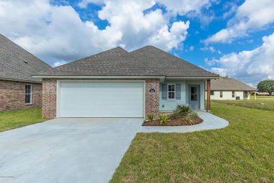 Carencro Single Family Home For Sale: 204 Safe Haven Drive