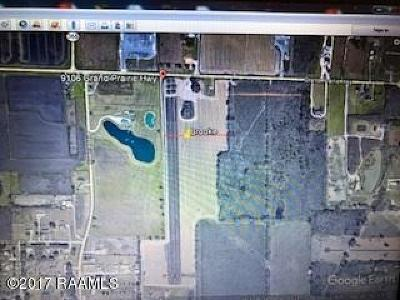 Church Point Residential Lots & Land For Sale: 0000 Grand Prairie Hwy