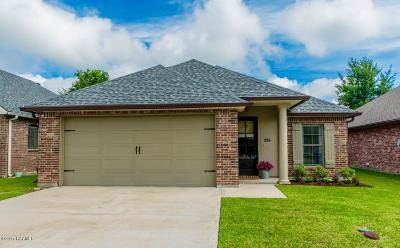 Milton Ridge Estates Single Family Home For Sale: 206 Milton Estates Lane