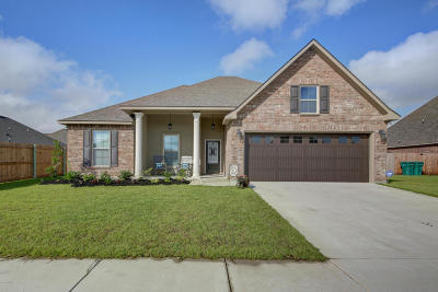 Meadows Bend Lakes Single Family Home For Sale: 501 Claystone