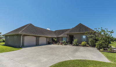 New Iberia Single Family Home For Sale: 1604 Ben Hogan