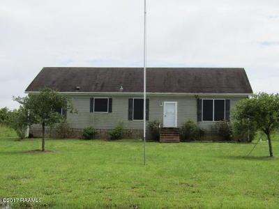 Breaux Bridge Single Family Home For Sale: 1086-J Jim Sells Road