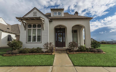 Breaux Bridge Single Family Home For Sale: 316 Waterford Place