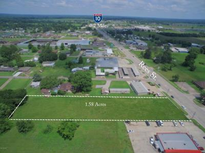Breaux Bridge Residential Lots & Land For Sale: Rees Street
