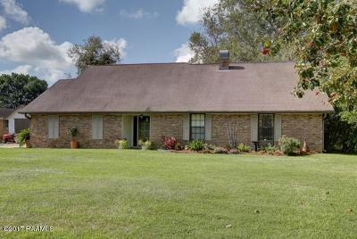 Lafayette Single Family Home For Sale: 408 Cherokee Lane