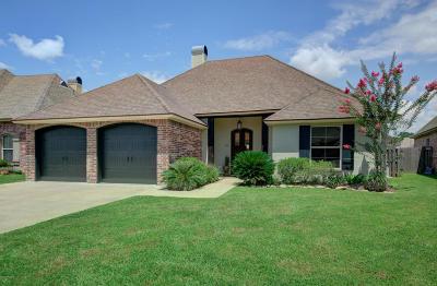 Lafayette Parish Single Family Home For Sale: 317 La Villa Circle
