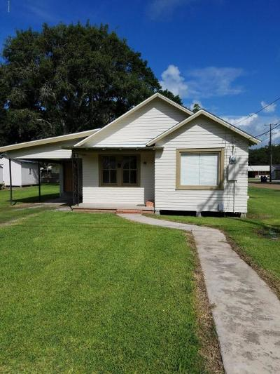 2nd West Side Addition Single Family Home For Sale: 312 N Deshotel Street