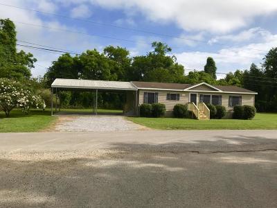 Arnaudville Single Family Home For Sale: 1006 Ida Street
