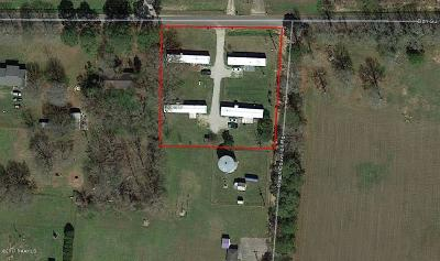 Arnaudville LA Multi Family Home Sold: $170,000