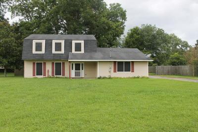 Port Barre Single Family Home For Sale: 171 Alexander Avenue