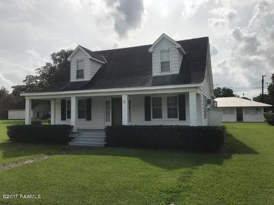 Kaplan Single Family Home For Sale: 312 N Wilson Avenue