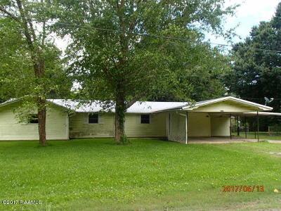 Erath Single Family Home For Sale: 2601 Conrad Road