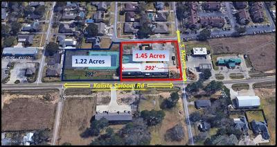Lafayette Residential Lots & Land For Sale: 2905 Kaliste Saloom Road