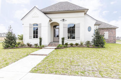 Sabal Palms Phase 2 Single Family Home For Sale: 111 Tiger Court