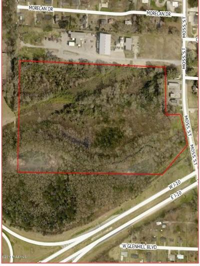 Commercial Lots & Land For Sale: 3200 Moss Street