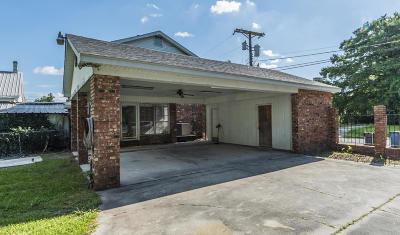 St. Martinville Single Family Home For Sale: 129 S Theater Street